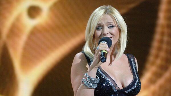 მომღერალი იულია ნაჩალოვა - Sputnik საქართველო