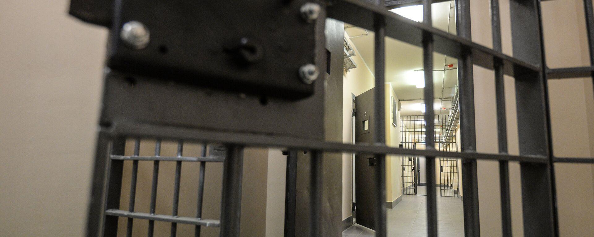 Тюремная дверь, фото из архива - Sputnik Грузия, 1920, 11.10.2021