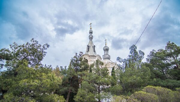 Церковь святого Михаила Тверского - Sputnik Грузия