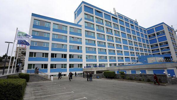 Новое здание клиники New Hospital - Sputnik Грузия