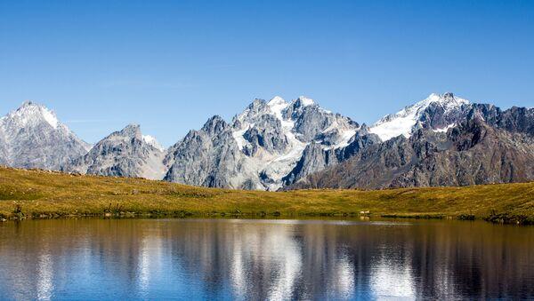 Высокогорный регион Сванети. Горные озера - Sputnik Грузия