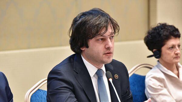 Ираклий Кобахидзе - Sputnik Грузия