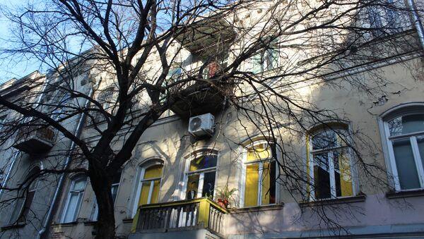 Фасад старого дома - Sputnik Грузия