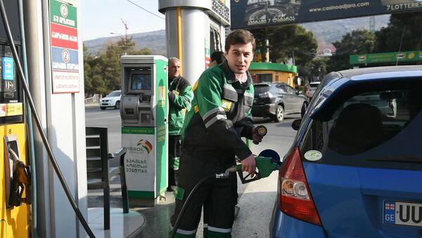 Секреты тбилисских автозаправок – сколько вам нальют бензина - Sputnik Грузия