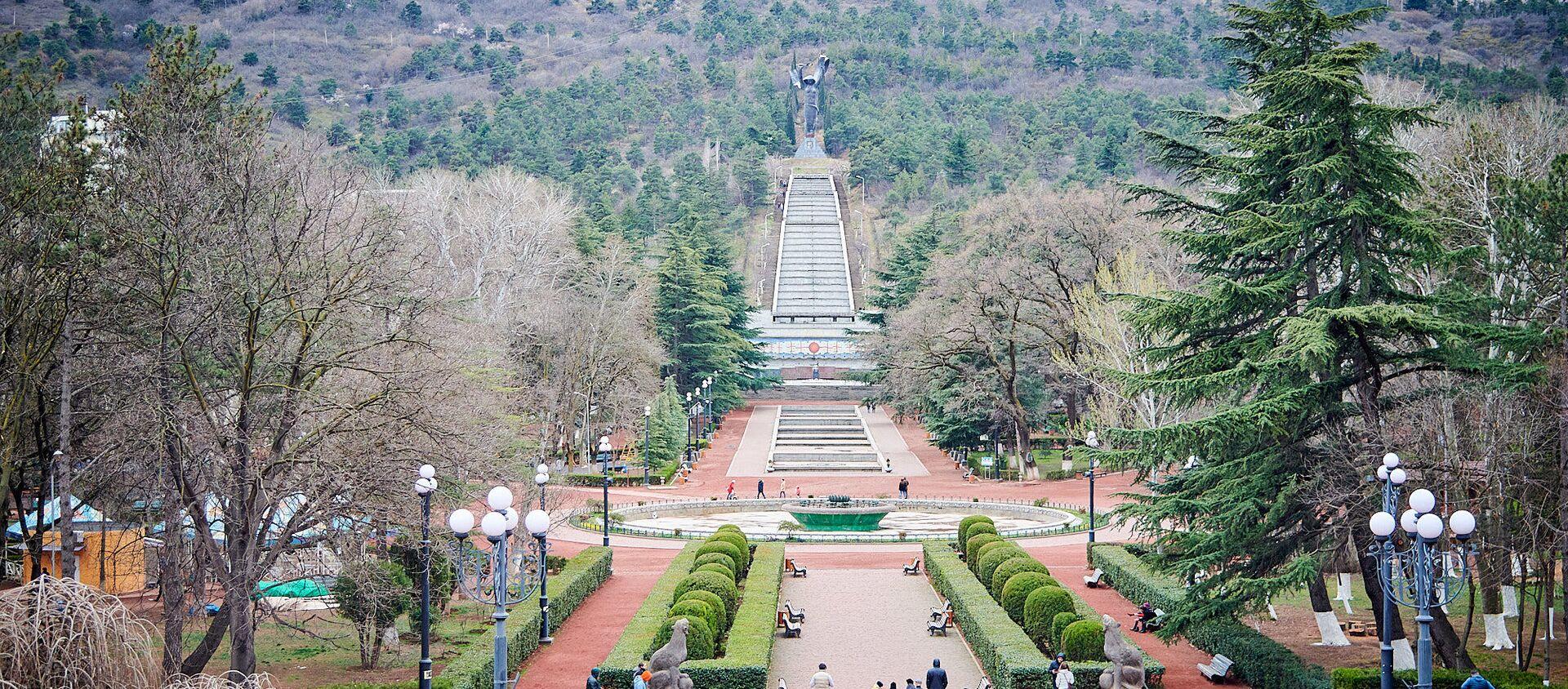 Парк Ваке в Тбилиси - Sputnik Грузия, 1920, 29.04.2021