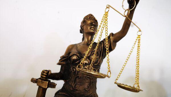 Фемида - богиня правосудия - Sputnik Грузия
