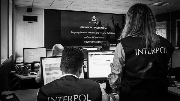 Международная организация уголовной полиции. Интерпол - Sputnik Грузия