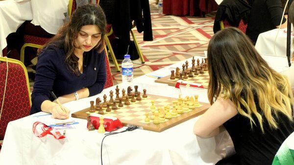 Шахматы. Индивидуальный чемпионат Европы среди женщин. Бела Хотенашвили - Sputnik Грузия