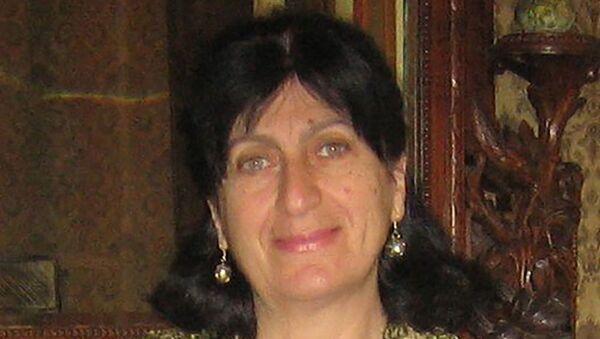 Архитектор, урбанист, работник службы охраны культурного наследия в отделе международных отношений ЮНЕСКО Марина Туманишвили - Sputnik Грузия