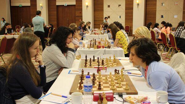 Шахматы. Индивидуальный чемпионат Европы среди женщин - Sputnik Грузия