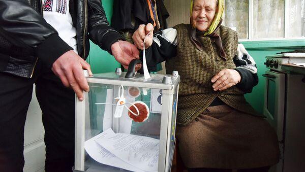 Второй тур выборов президента Украины - Sputnik Грузия