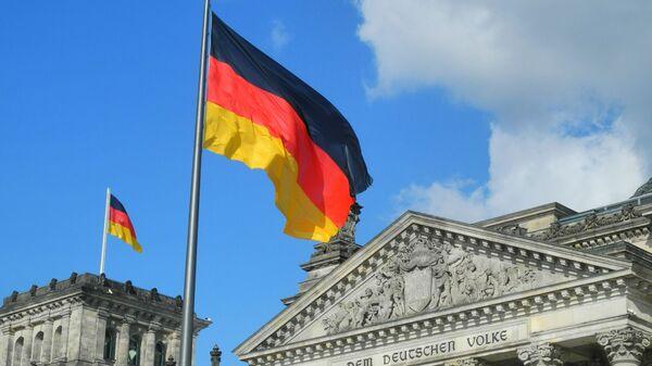 Флаг Германии - Sputnik Грузия