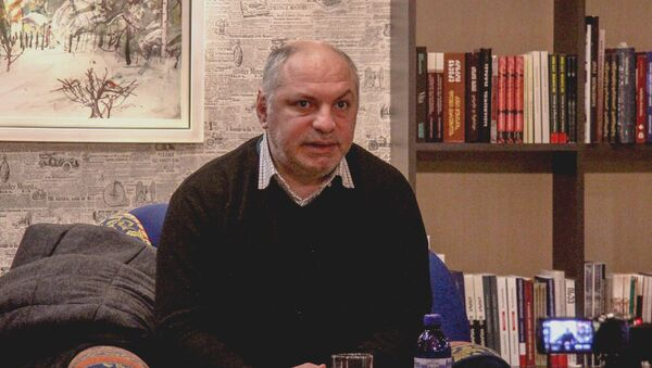Теолог Георгий Гвасалия - Sputnik Грузия