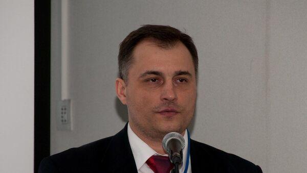 Главный редактор газеты Общество и экология Сергей Лисовский - Sputnik Грузия