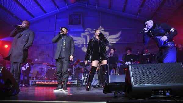Группа Black Eyed Peas - Sputnik Грузия