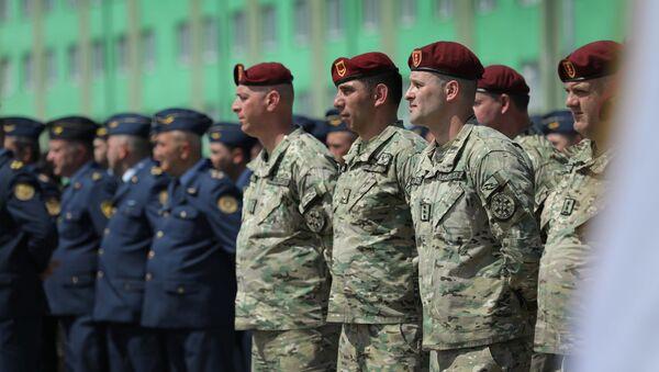 Силы обороны Грузии - Sputnik Грузия