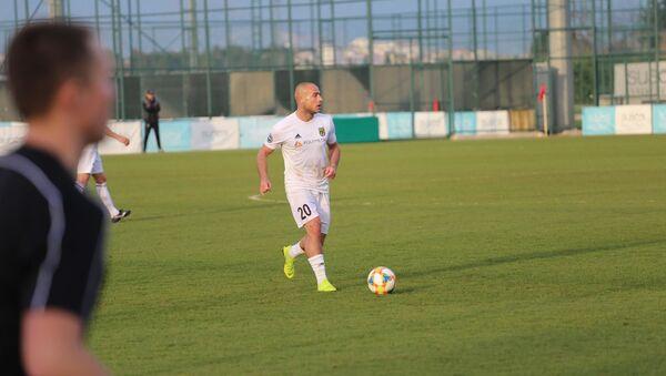 Капитан национальной сборной Грузии по футболу и полузащитник казахстанского Тобола Джаба Канкава - Sputnik Грузия