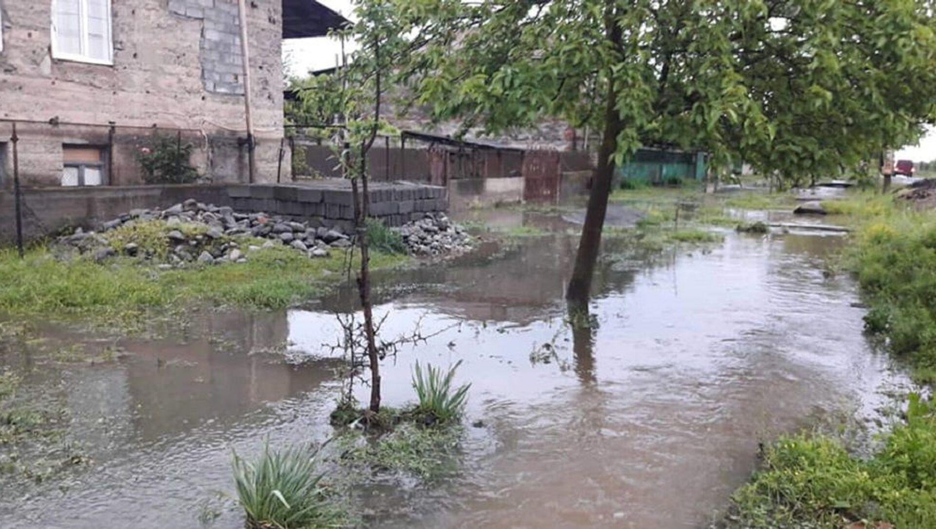 Наводнение в Кахети - Sputnik Грузия, 1920, 07.07.2021