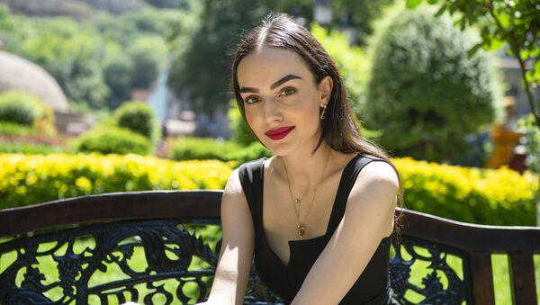 Анна Егоян - Sputnik Грузия