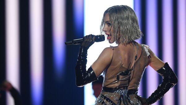 Тамта Годуадзе на Международном конкурсе песни Евровидение-2019 - Sputnik Грузия