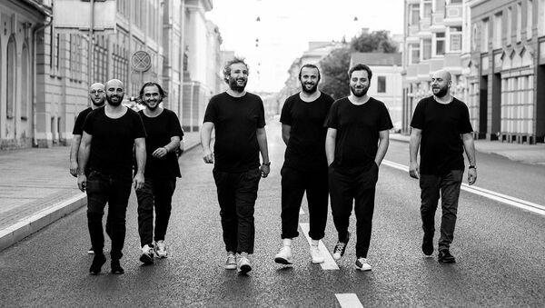 Группа Мгзавреби - Sputnik Грузия