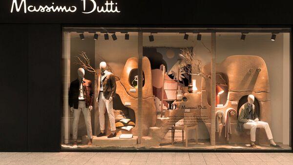 Massimo Dutti-ს ბრენდის მაღაზია - Sputnik საქართველო