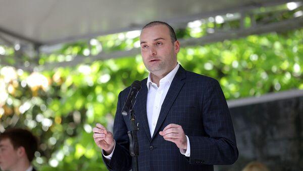 Мамука Бахтадзе - Sputnik Грузия