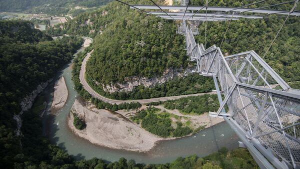 Мост Скайбридж в Сочи - Sputnik Грузия