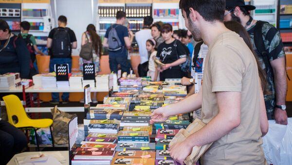 Международный Книжный фестиваль в столице Грузии 2019 - Sputnik Грузия