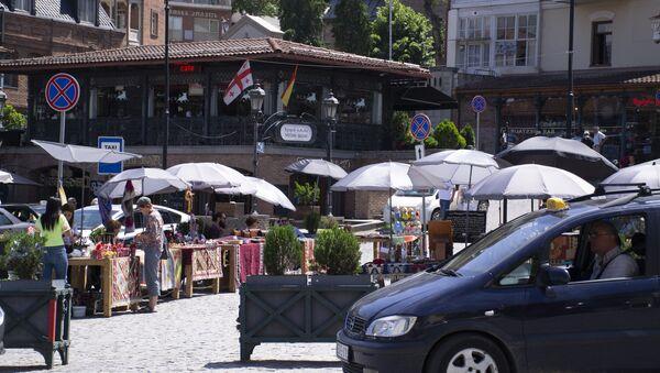 Столичные кафе и рестораны - Sputnik Грузия