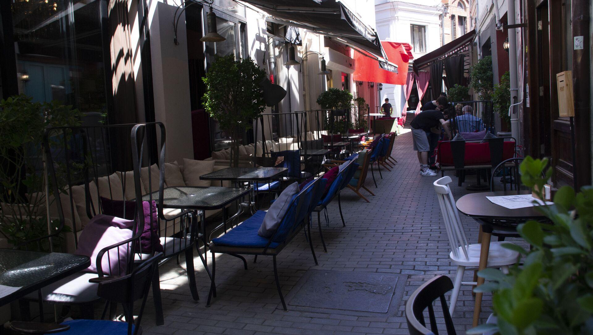 Столичные кафе и рестораны - Sputnik Грузия, 1920, 04.02.2021