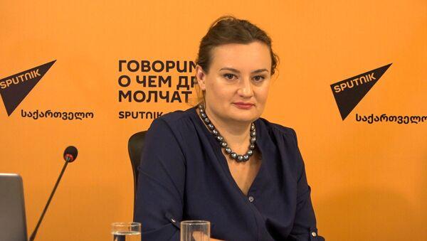 Спокуха! - топ-менеджер RT рассказала, что делать в случае ошибки или PR-кризиса - Sputnik Грузия