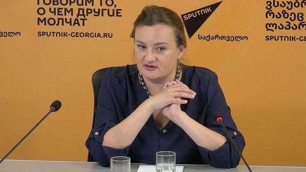 Как с помощью юмора отвечать хейтерам – Белкина объяснила на примере RT - Sputnik Грузия