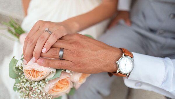 საქორწინო ბეჭდები - Sputnik საქართველო