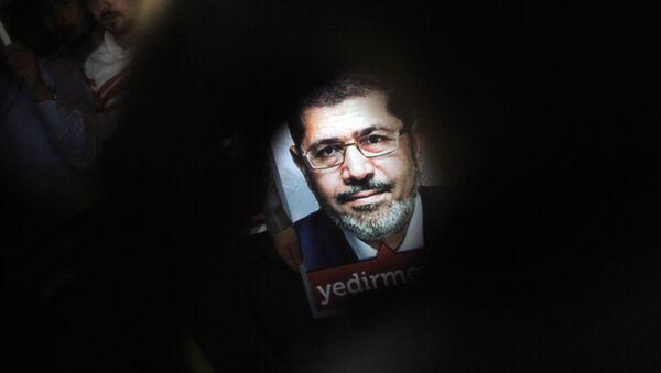 Экс-президент Египта Мухаммед Мурси    - Sputnik Грузия