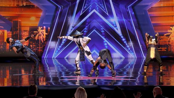 Танцевальная группа из Кыргызстана зажгла на шоу талантов в США – видео - Sputnik Грузия