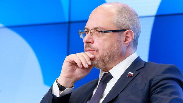 Сергей Гаврилов - Sputnik Грузия