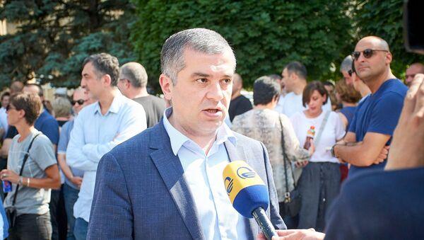Давид Бакрадзе - Sputnik Грузия