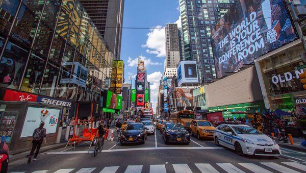 Города мира. Нью-Йорк - Sputnik Грузия