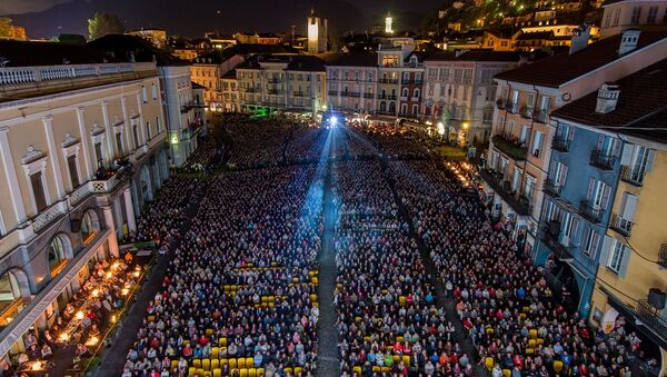 Международный фестиваль Локарно - Sputnik Грузия