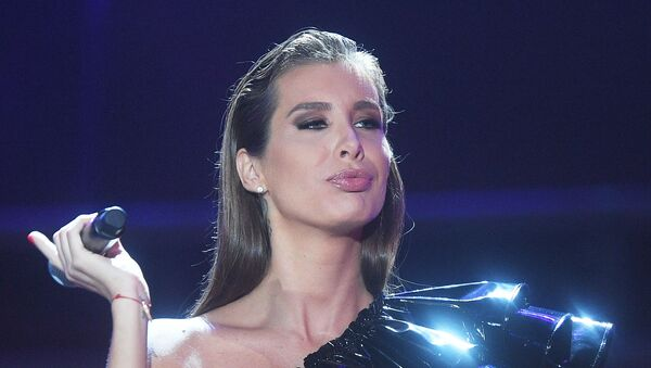 Вокалистка группы А-Студио Кети Топурия на концерте - Sputnik Грузия