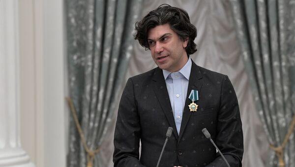 Ректор Академии русского балета имени Вагановой Николай Цискаридзе - Sputnik Грузия