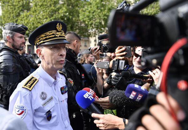 После беспорядков полиция задержала более 150 человек - Sputnik Грузия