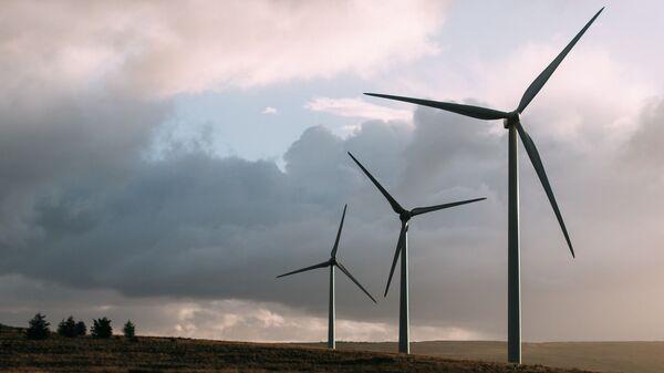 Ветряная электростанция - Sputnik Грузия