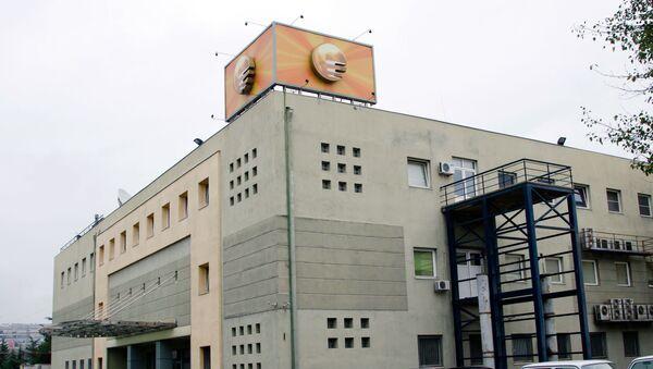"""ტელეკომპანია """"იმედის"""" შენობა - Sputnik Грузия"""