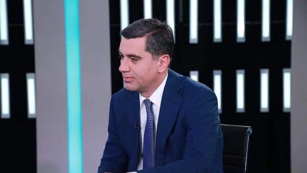 ირაკლი ოქრუაშვილი - Sputnik საქართველო