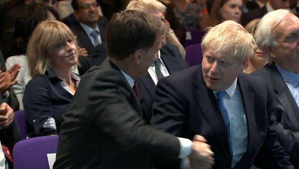 Борис Джонсон стал новым премьером Великобритании - видео - Sputnik Грузия