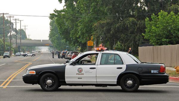 ლოს-ანჯელესის პოლიცია - Sputnik საქართველო