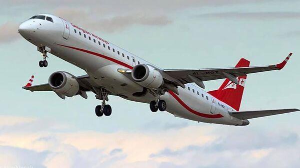 Пассажирский самолет грузинской авиакомпании Georgian Airways - Sputnik Грузия