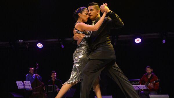 Международный фестиваль аргентинского танго Fuego de la noche Kazan в Казани - Sputnik Грузия